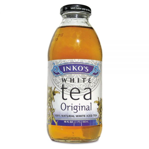 Inko's Ready-To-Drink Organic Original White Tea