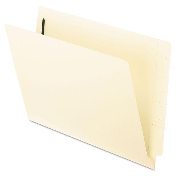 Pendaflex Manila End Tab File Folders With Fasteners