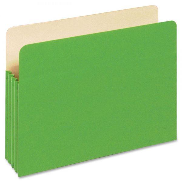 "Pendaflex 1-3/4"" Exp. Colored File Pockets"