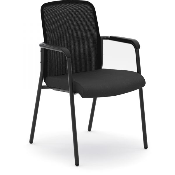 basyx by HON HVL518 Mesh Back Stacking Multipurpose Chair