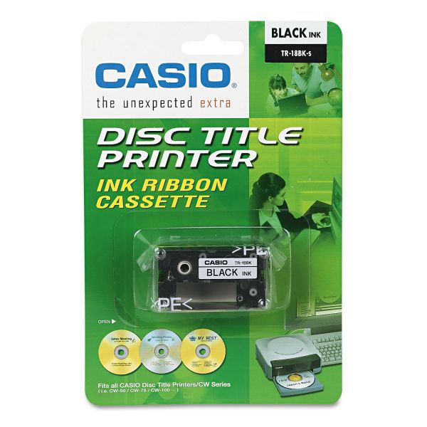 Casio Ribbon Cartridge