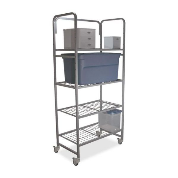 Buddy Mobile Shelving