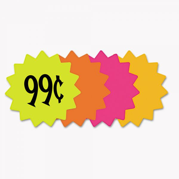 COSCO Circle Die Cut Paper Signs