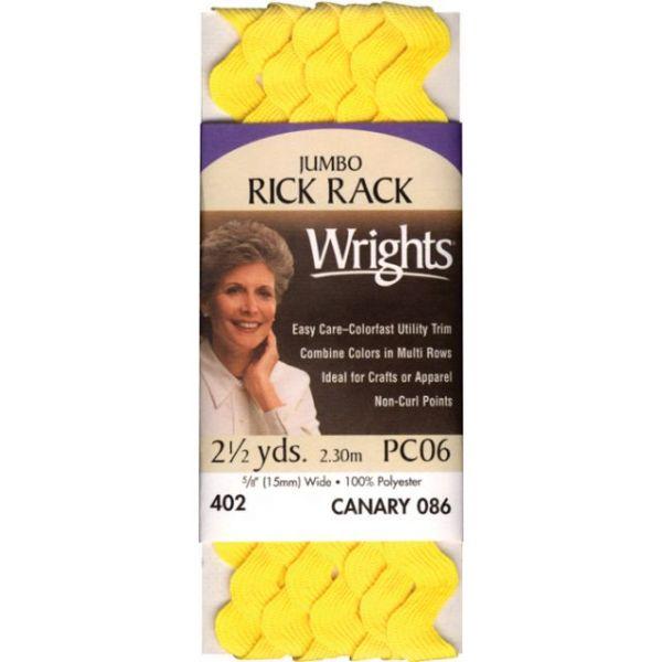 Jumbo Rick Rack