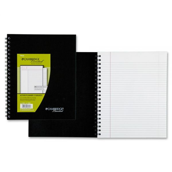 Cambridge Limited Business Action Planner Notebook