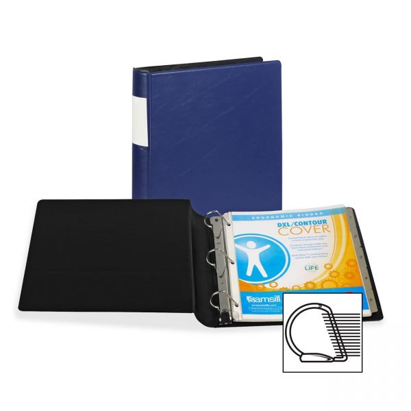 """Samsill Top Performance DXL Reference 1 1/2"""" 3-Ring Binder"""
