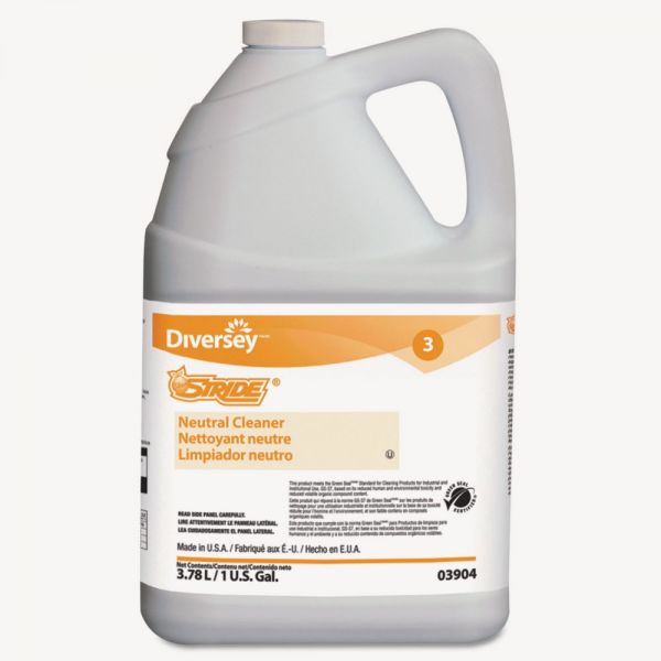 Diversey Stride Neutral Cleaner