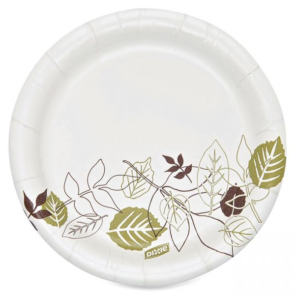 "Dixie Foods Soak Proof 6"" Paper Plates"