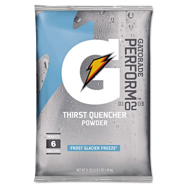 Gatorade Original Blue Powdered Drink Mix