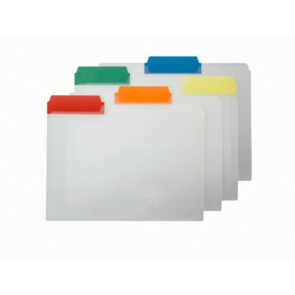 Smead Colored Poly File Folders
