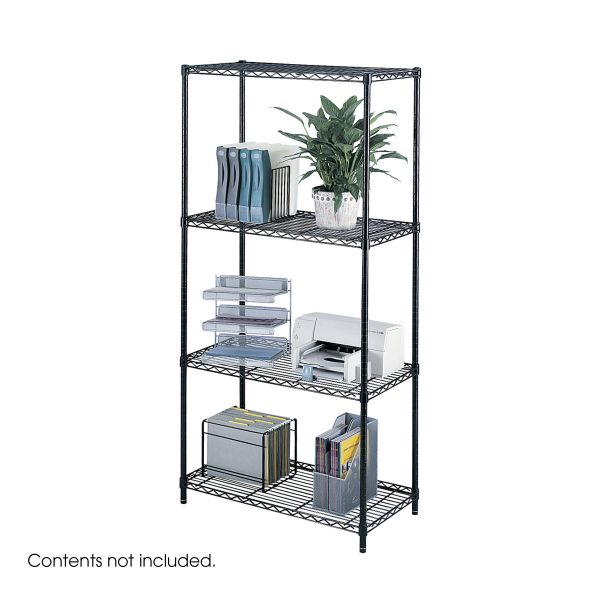 Safco Industrial Wire Shelving Unit