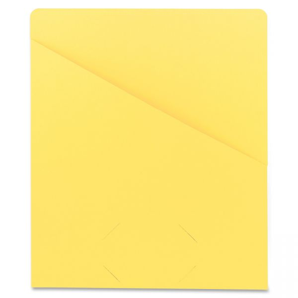 Smead 75434 Yellow Slash Jackets