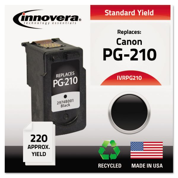 Innovera Remanufactured Canon PG-210 Ink Cartridge