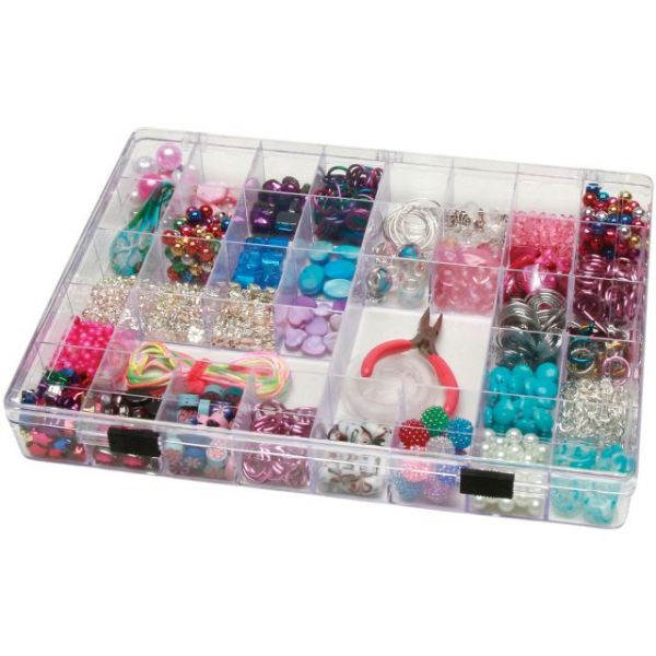 Darice Plastic Storage Box