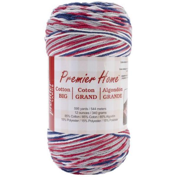 Premier Home Cotton Grande Yarn - America