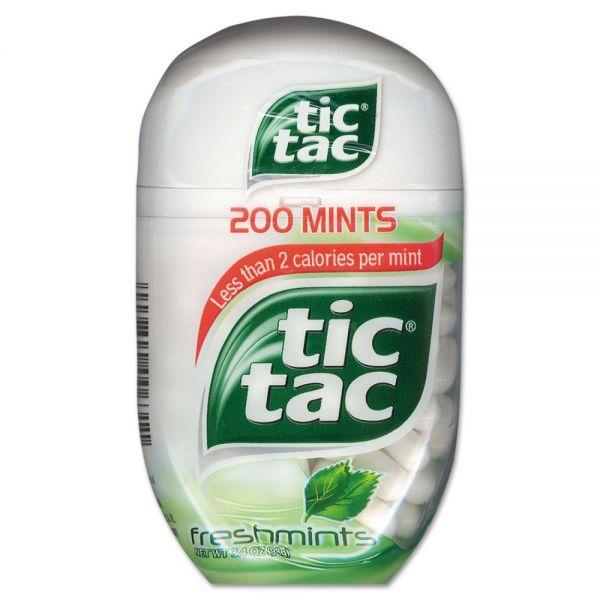 Tic Tac Breath Mints Bite Size Hard Candy