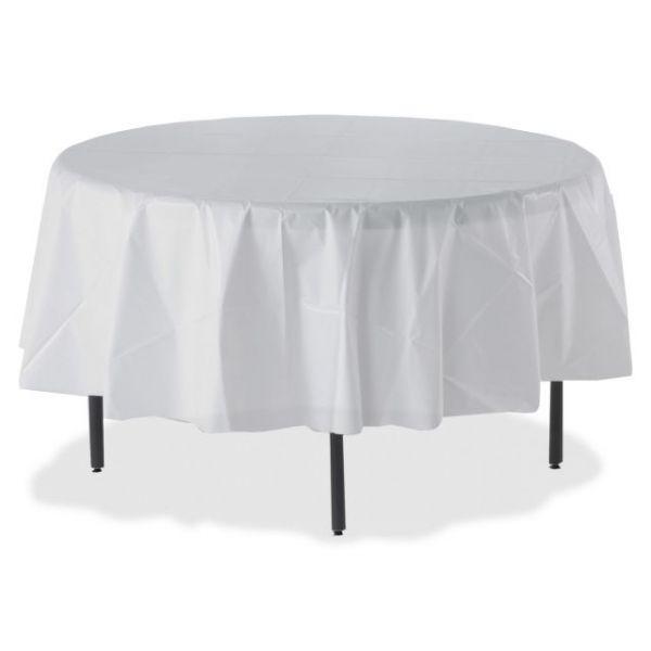 Genuine Joe Round Table Covers