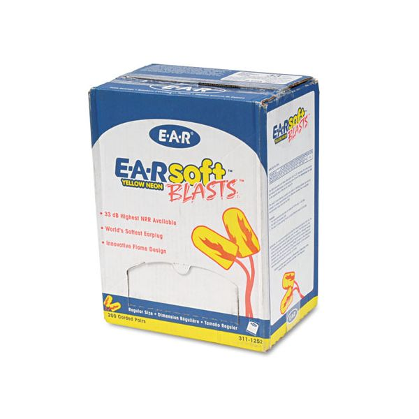 Aearo E-A-Rsoft Blasts Ear Plugs
