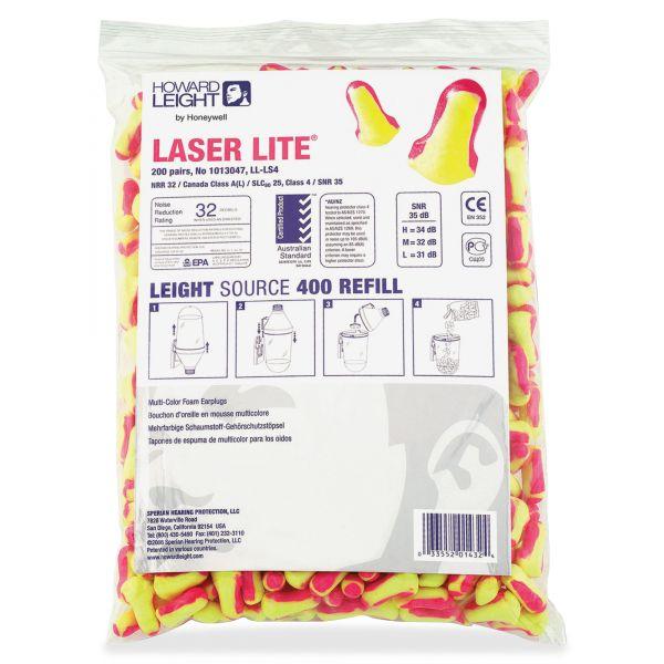 Howard Leight Single-use Foam Earplugs Refill