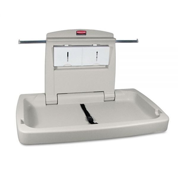 Rubbermaid Commercial Sturdy Baby Changing Table