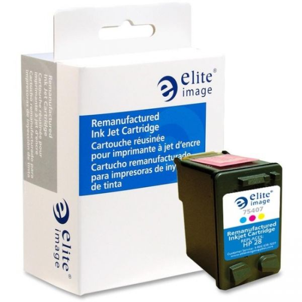 Elite Image Remanufactured HP C8728AN Ink Cartridge