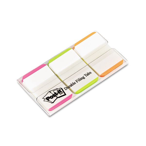 Post-it Durable Filing Index Tabs