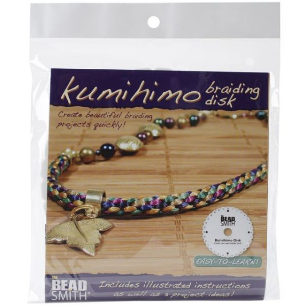 Beadsmith Kumihimo Braiding Disk