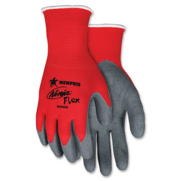 MCR Safety Ninja Flex Nylon Safety Gloves