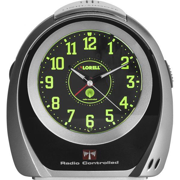 Lorell Atomic Set Alarm Desk Clock