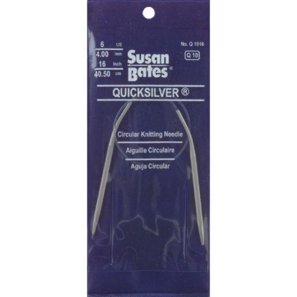Quicksilver Circular Knitting Needles