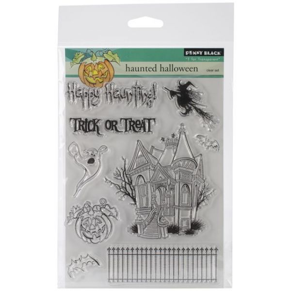 """Penny Black Clear Stamps 5""""X6.5"""" Sheet"""