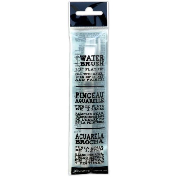 Tim Holtz Water Brush - Broad Brush Nib