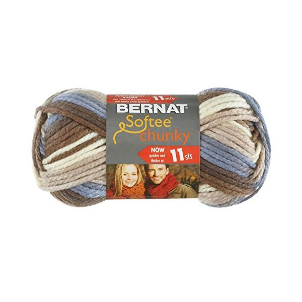 Bernat Softee Chunky Yarn - Natures Way