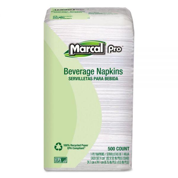 Marcal Premium Quality Beverage Napkins