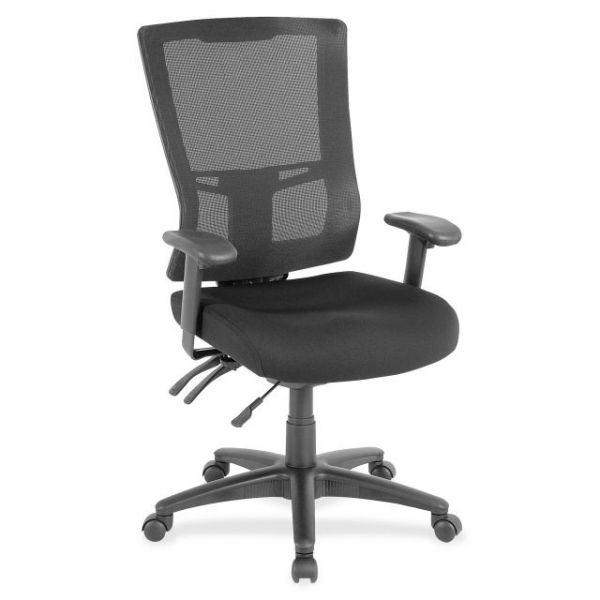 Lorell High-Back Mesh Office Chair