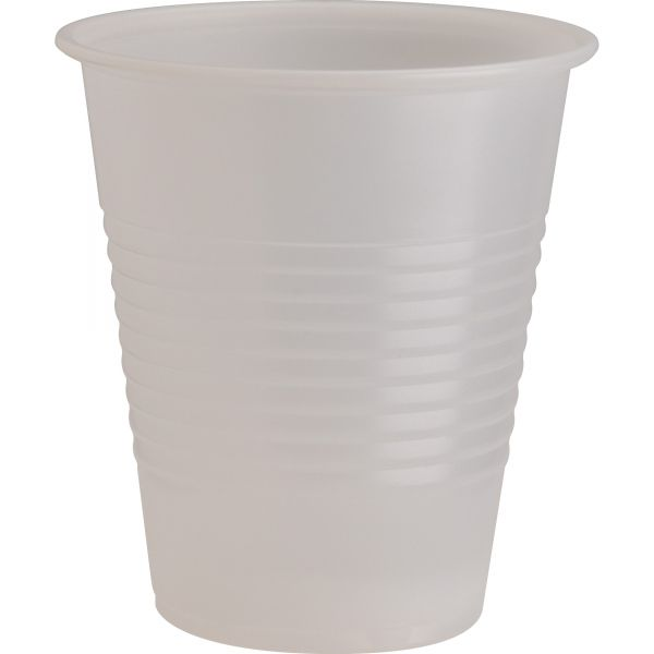 Genuine Joe 12 oz Plastic Cups
