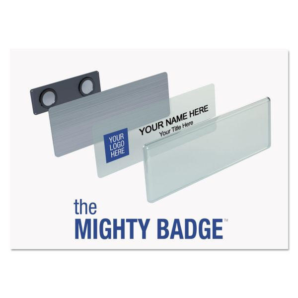 The Mighty Badge Magnetic Name Badge Bulk Kit