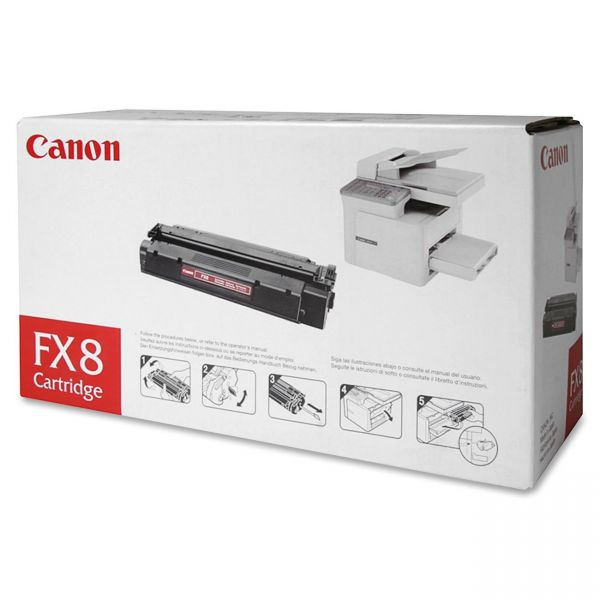 Canon FX8 Black Toner Cartridge