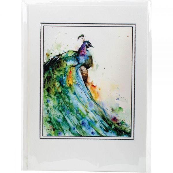 Artist Series Watercolor Card W/Envelope