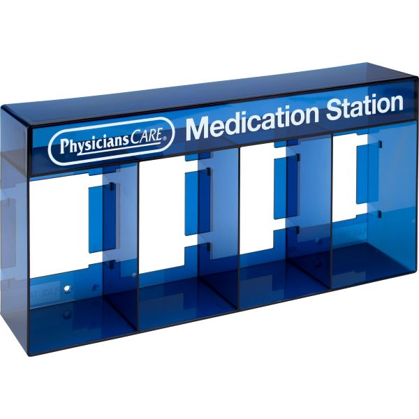 PhysiciansCare Medication Grid Station without Medications