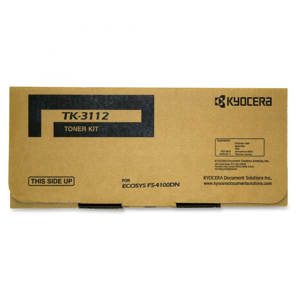 Kyocera TK3112 Black Toner Cartridge