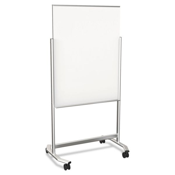 Balt Visionary Move Mobile Magnetic Dry Erase Easel