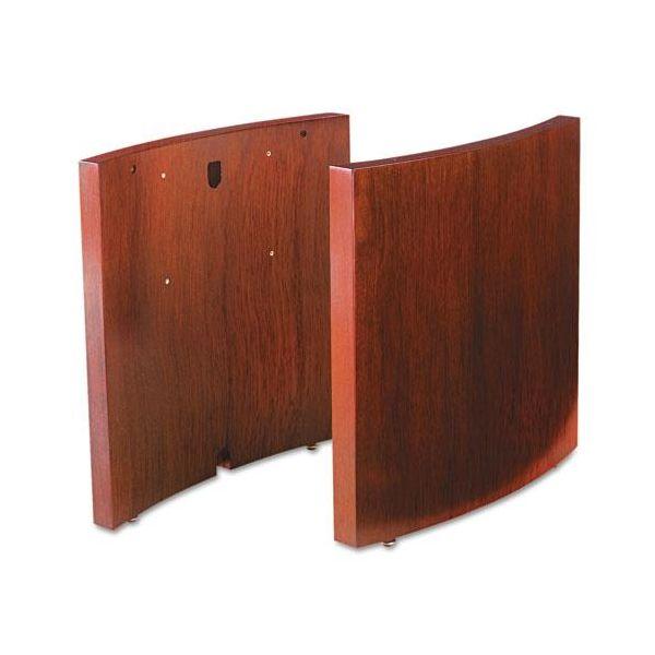Tiffany Industries Napoli Series 6' Rectangular Table Base, Sierra Cherry