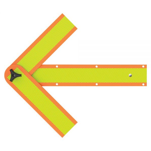Deflect-o Reflective Safety Arrow