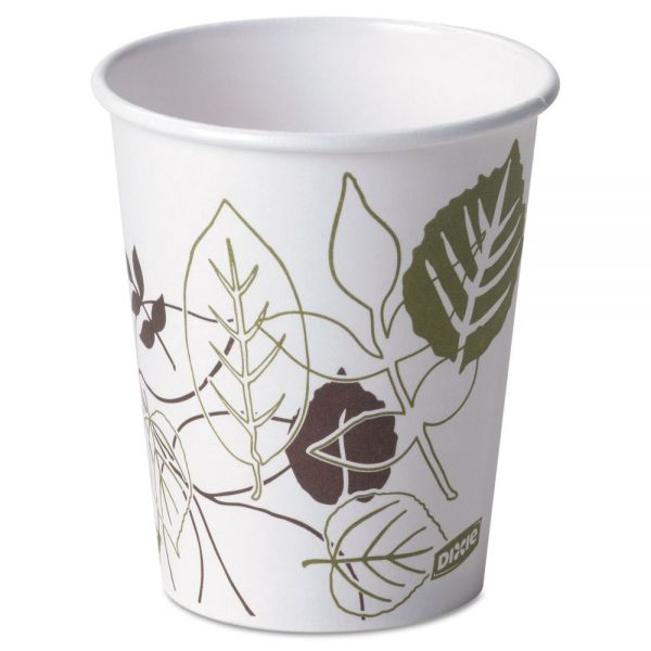 Dixie Pathways 10 oz Paper Coffee Cups