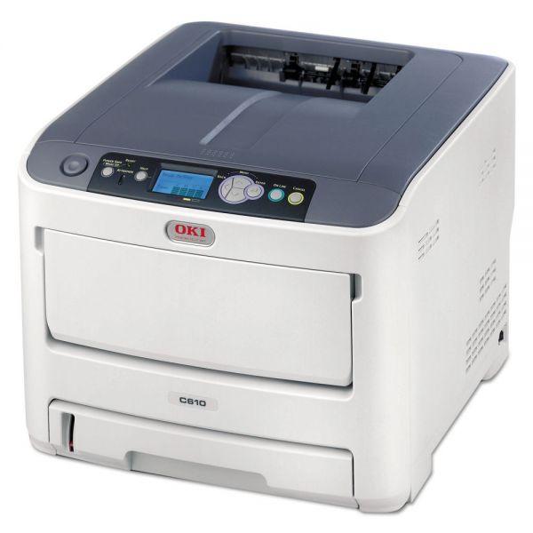 Oki C610n Laser Printer