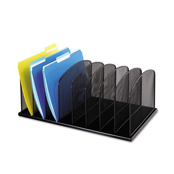 Safco Mesh Desktop File Organizer