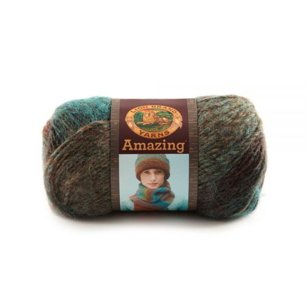 Lion Brand Amazing Yarn - Arcadia