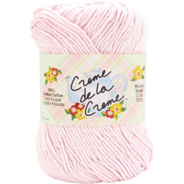 Creme de la Creme Yarn - Pale Pink