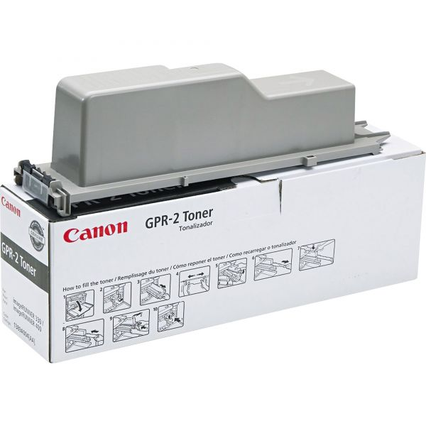 Canon GPR-2 Black Toner For ImageRUNNER 330 and 400 Copiers